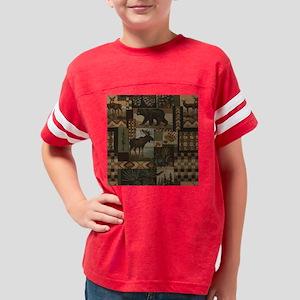 Wildlife Youth Football Shirt