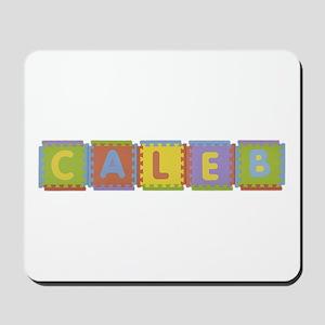 Caleb Foam Squares Mousepad