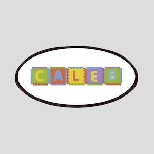 Caleb Foam Squares Patch