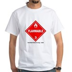 10x10-flammable-1-0 T-Shirt