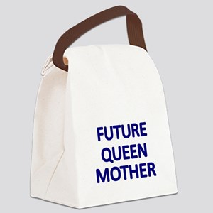 FUTURE QUEEN MOTHER Canvas Lunch Bag