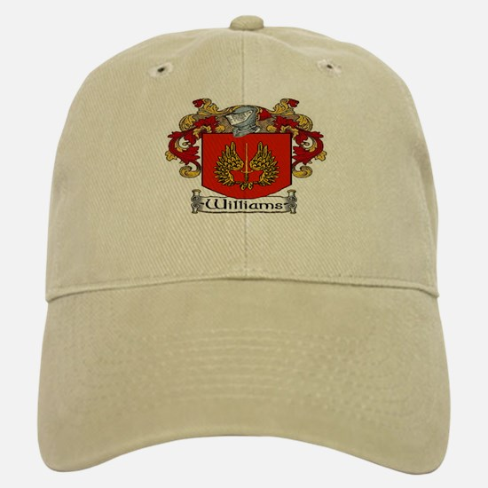 Williams Coat of Arms Baseball Baseball Baseball Cap