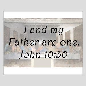 John 10:30 Posters