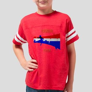 Serbia copy Youth Football Shirt