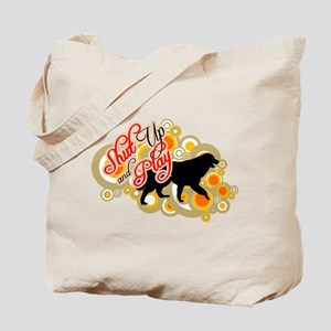 Estrela Mountain Dog Tote Bag