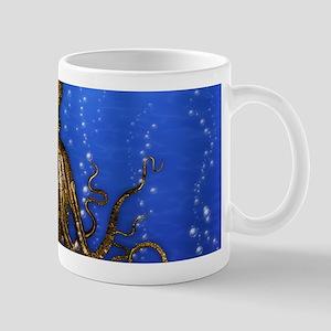 Octopus' Lair - colorful Mug