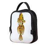 Pacific Sculpin fish Neoprene Lunch Bag