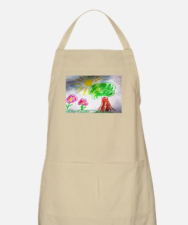 Childs Drawing Apron