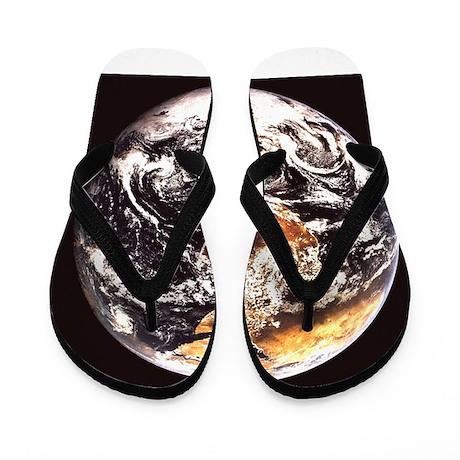 Mother Earth Flip Flops