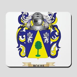 Boere Coat of Arms Mousepad