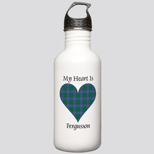 Heart - Fergusson Stainless Water Bottle 1.0L