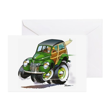 4T4D Note Cards (Pk of 10)
