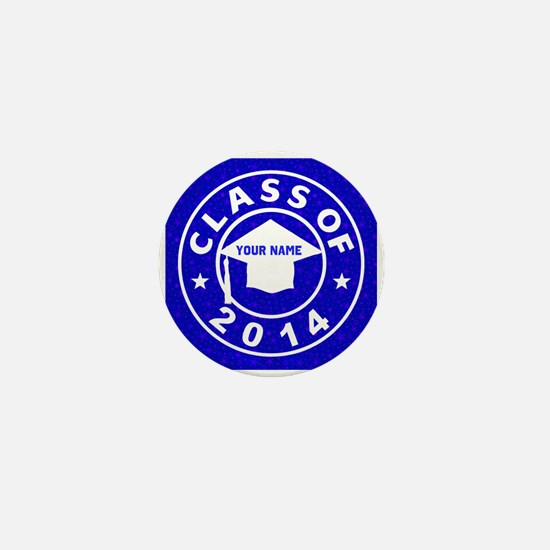 Class Of 2014 Graduation Mini Button