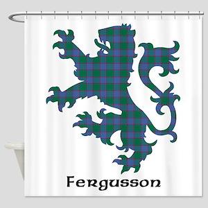 Lion - Fergusson Shower Curtain