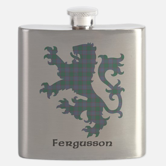 Lion - Fergusson Flask