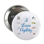 I Love Agility 2 Button
