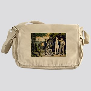 The Capture of Andre 1780 - 1845 Messenger Bag