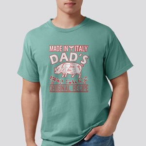 Made In Italy Dads BBQ S Mens Comfort Colors Shirt