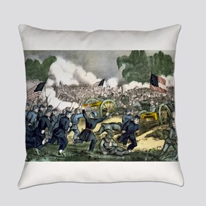 The battle of Gettysburg, Pa - 1863 Everyday Pillo