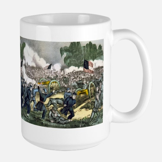 The battle of Gettysburg, Pa - 1863 Mugs
