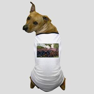 The Battle of Fair Oaks, Va - 1862 Dog T-Shirt