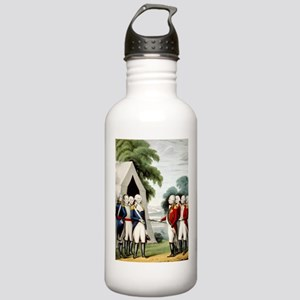 Surrender of Cornwallis - 1845 Water Bottle