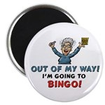 BINGO!! Magnet