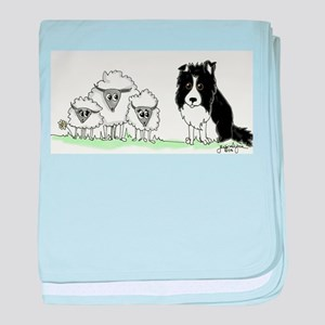 Untitled - 4 baby blanket