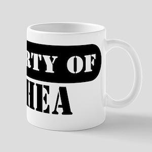 Property of Althea Mug