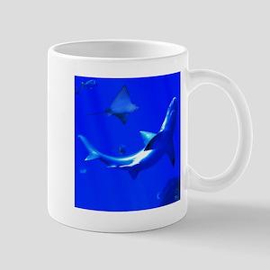 Shark and Stingray Mug