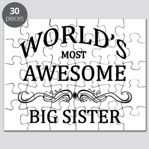 World's Most Awesome Big Sister Puzzle