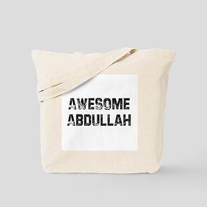 Awesome Abdullah Tote Bag