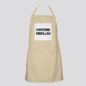 Awesome Abdullah BBQ Apron