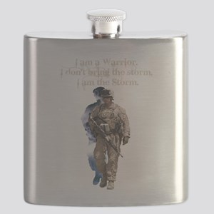 Americans United: Warrior Storm Flask