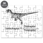 Velociraptor Formula Puzzle