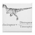 Velociraptor Formula Tile Coaster