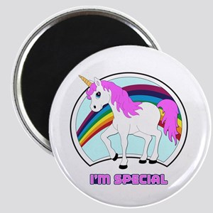 I'm Special Funny Unicorn Magnet