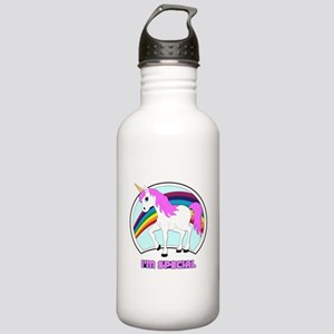 I'm Special Funny Unicorn Stainless Water Bottle 1