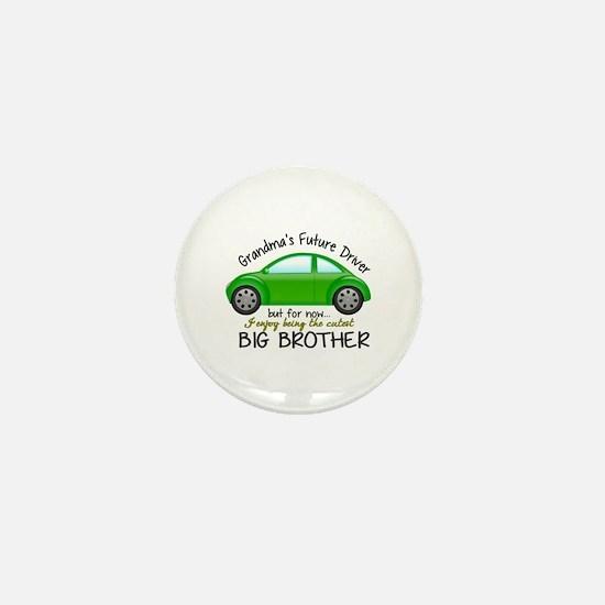 Big Brother - Car Mini Button
