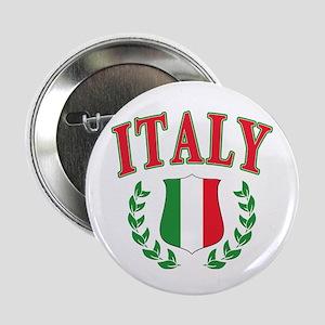 """Italy 2.25"""" Button"""