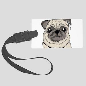 JessicaLynnOriginal - Pug Luggage Tag