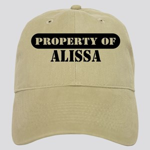 Property of Alissa Cap