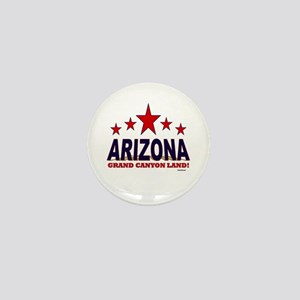 Arizona Grand Canyon Land Mini Button