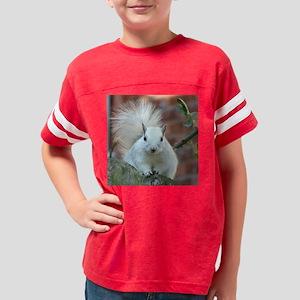 HereslookSqure10x10 Youth Football Shirt