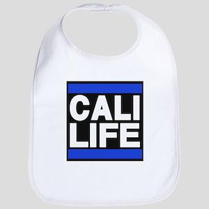 cali life blue Bib
