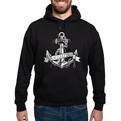 Anchor Hoodie (dark)
