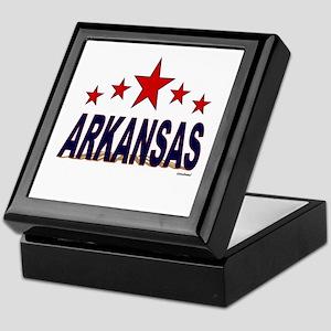 Arkansas Keepsake Box