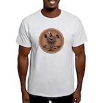 Mimbres Brn Quail Light T-Shirt