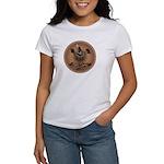 Mimbres Brn Quail Women's T-Shirt