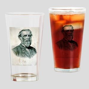 General Robert E. Lee - 1870 Drinking Glass